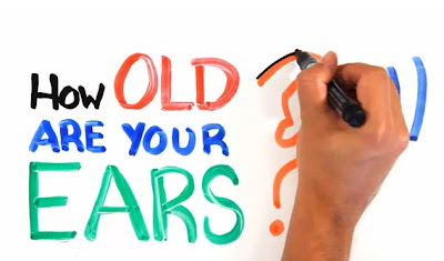 Test auditivo : Que edad tienen tus oídos