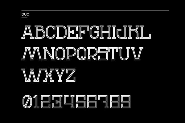 REN Typeface ( Free Font )