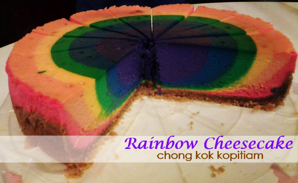 Rainbow Cheesecake Recipes — Dishmaps