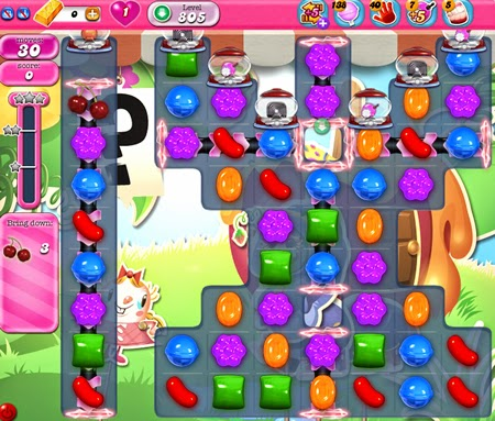 Candy Crush Saga 805