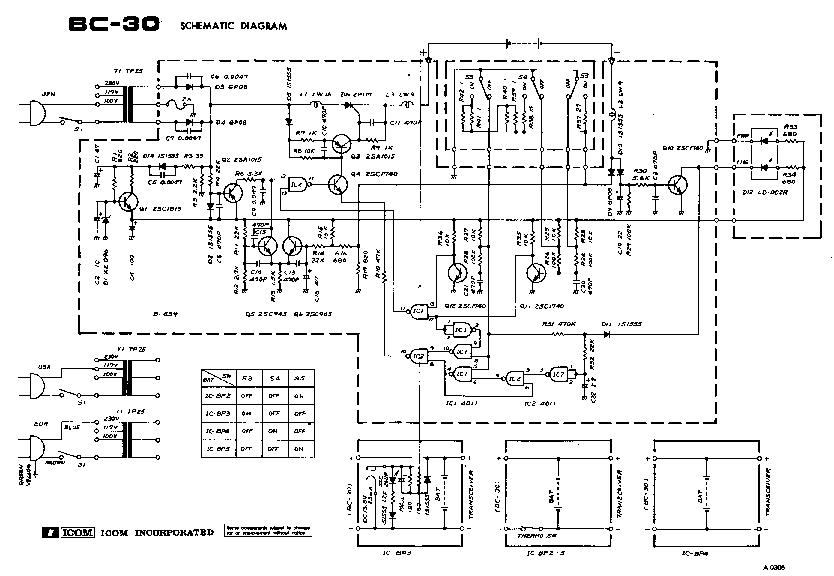 icom radio wiring diagram    radio    seller    icom    bc 30 scematic    diagram    charger 2n     radio    seller    icom    bc 30 scematic    diagram    charger 2n