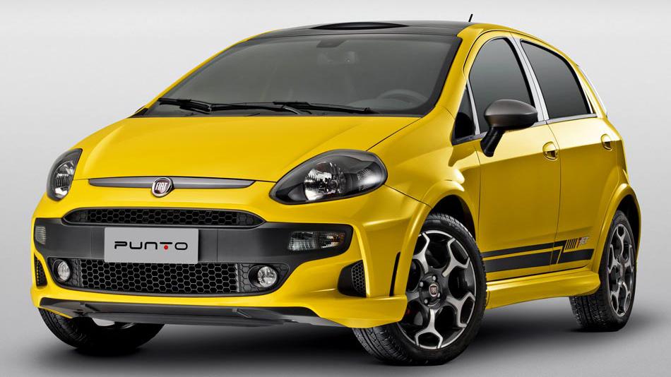 automovel Fiat Punto 2014