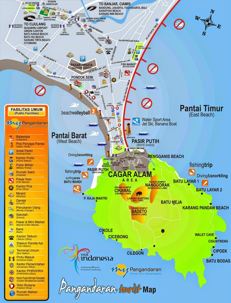 6 Tempat Wisata di Pangandaran Yang Bisa Dikunjungi - Tempat Wisata Tempat Wisata983 × 1290Search by image 1. Pantai Pangandaran