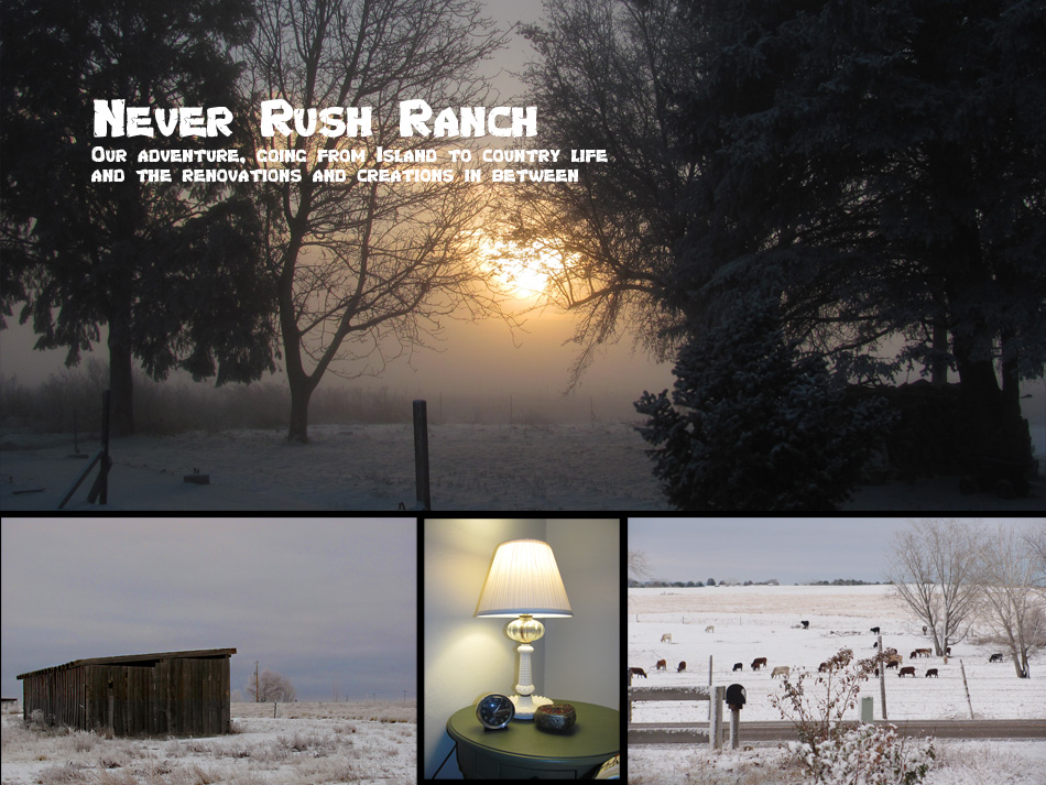 Never Rush Ranch