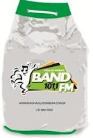 ouvir a Rádio Band FM 101,1 ao vivo e online Pouso Alegre MG