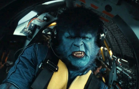 X-Men: Days of Future Past - Beast Has a New Look