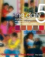 The Daily 5... Fantastic book for K-5 teachers!