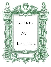 Eclectic Ellapu - Nov 2016 Top 5