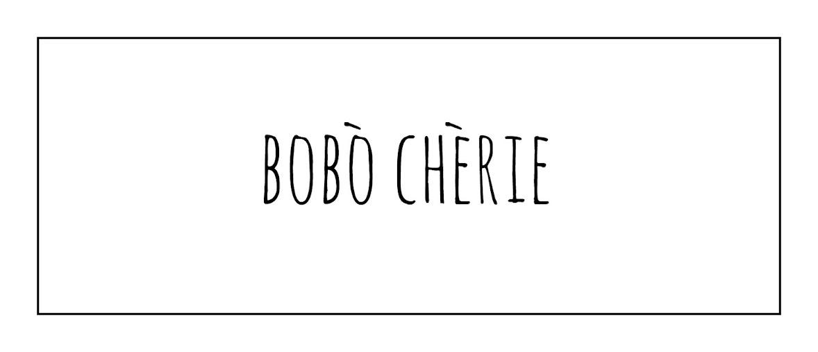 Bobò Chèrie