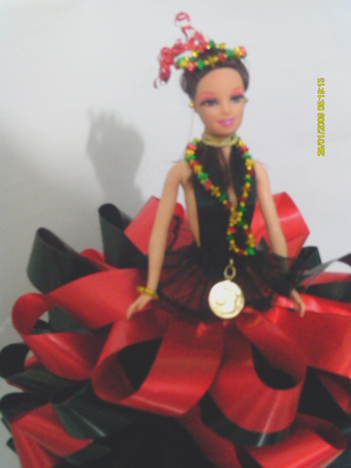Bonita de santa rosa bailando - 4 2
