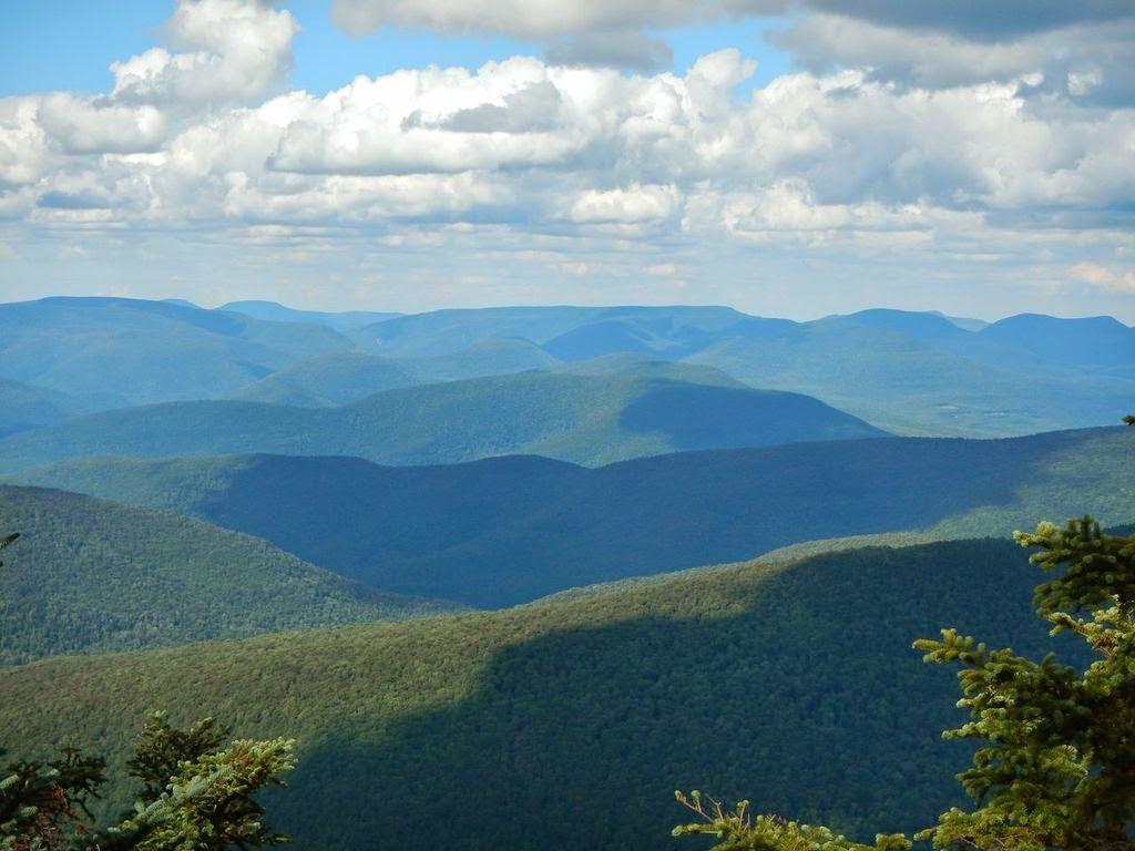 Elevation Gain Stone Mountain Hike : Catskills slide cornell wittenberg nj ny hikes