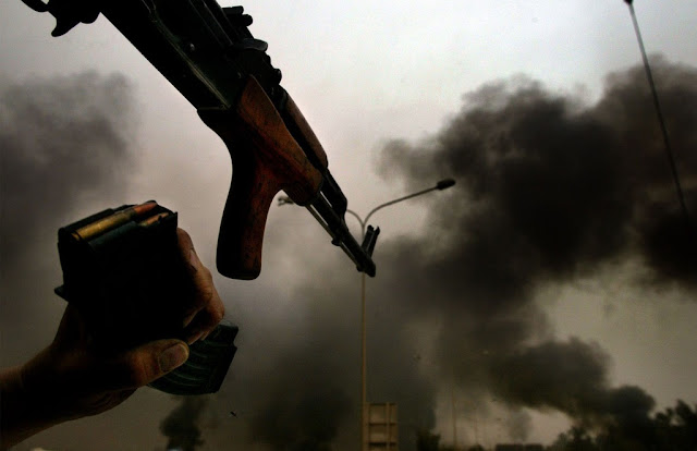 """Ομολογία Σύρων ισλαμιστών: """"Τάγματα Θανάτου εξοντώνουν """"Ελληνορθόδοξους"""""""