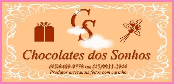 Chocolates dos Sonhos