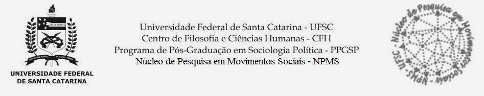 IV SEMINÁRIO NACIONAL NPMS-UFSC