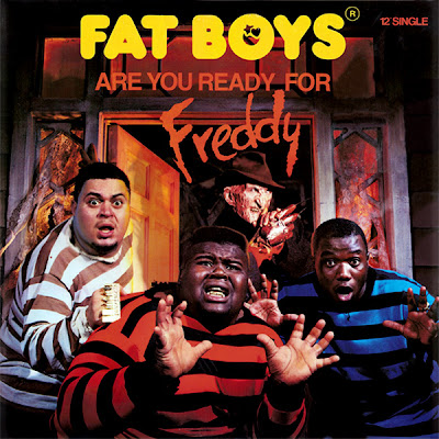 Fat Boys ‎– Are You Ready For Freddy (VLS) (1988) (224 kbps)