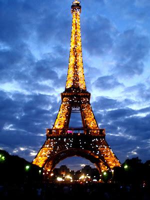 Fotos e imagens da Torre Eiffel