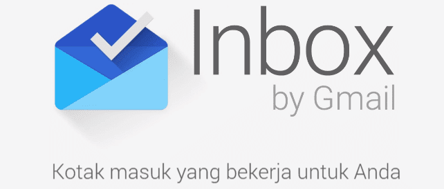 Inbox by Gmail Aplikasi Terbaru Google