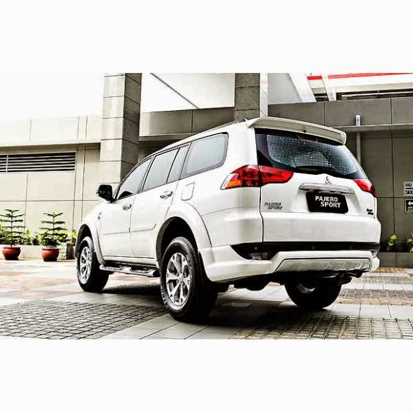 add on Mitsubishi Pajero Dakkar Limited 201