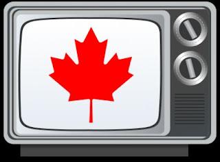 Televisión en Canadá