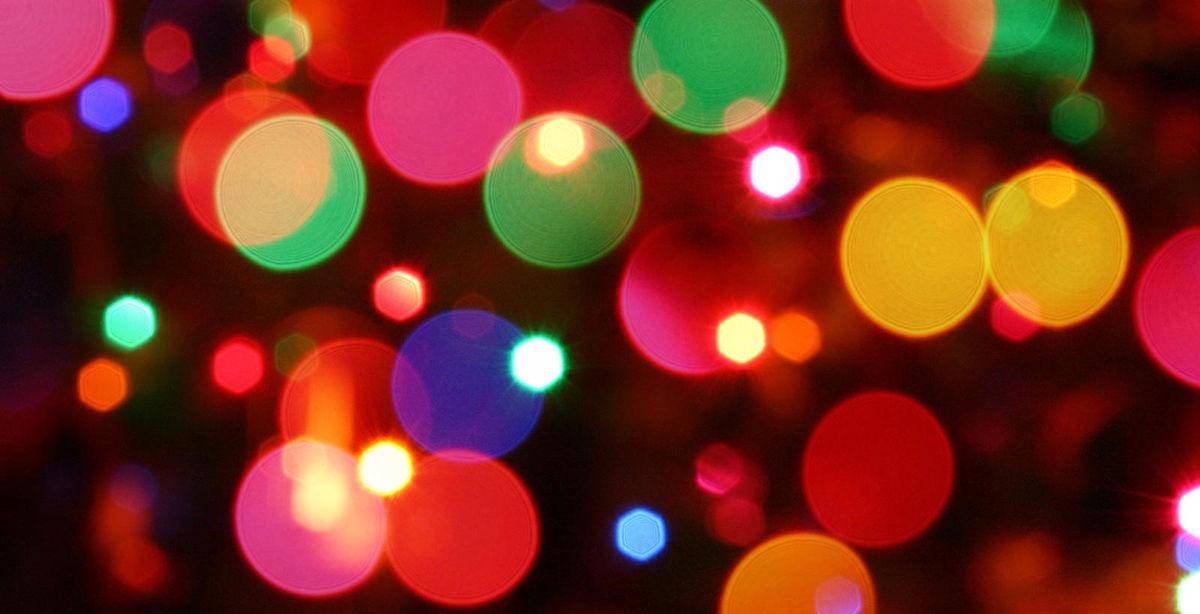 Ladera oeste aquellas luces de navidad - Luces para navidad ...