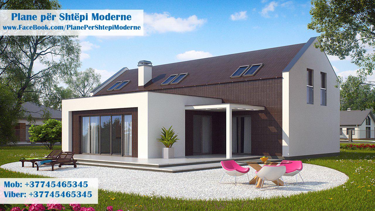 plane per shtepi kodi 018 plane per shtepi plane per shtepi moderne. Black Bedroom Furniture Sets. Home Design Ideas