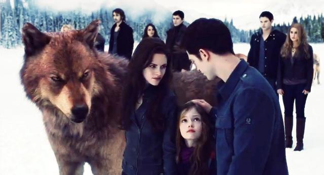 Novo Still da Batalha dos Cullen contra os Volturi em ''Amanhecer Parte 2''
