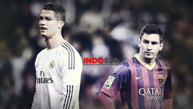 Skill Ronaldo  vs Messi - Indo888News