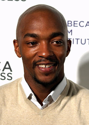 Anthony Mackie, actors,superheroes,film,Falcon,Marvel,Captain America: The Winter Soldier,Capes on Film