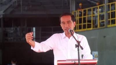 Kata Jokowi: Buat Apa Ikut Event Internasional Kalau Tak Berprestasi?