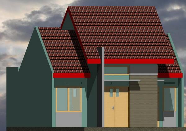 Ide untuk Model Rumah Minimalis Type 54 yang menawan