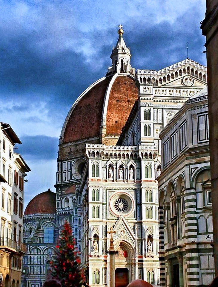 Firenze Cattedrale Santa Maria del Fiore Church thesparklingcinnamon