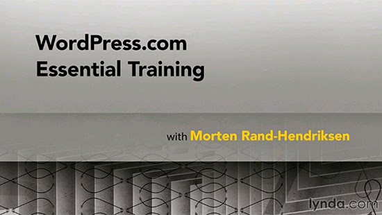 Lynda – WordPress.com Essential Training 2013