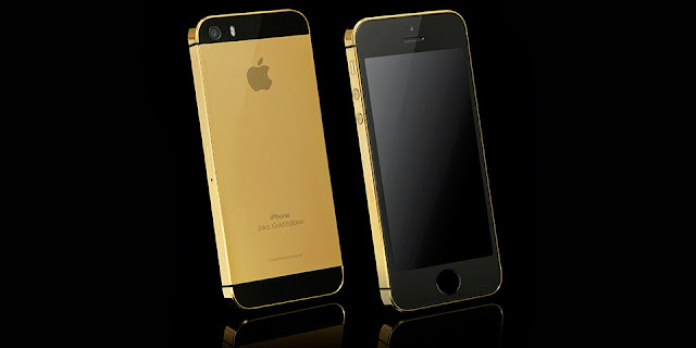 iPhone 5S Gold Edition