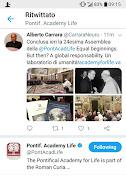 24esima Assemblea plenaria della Pontificia Accademia per la Vita
