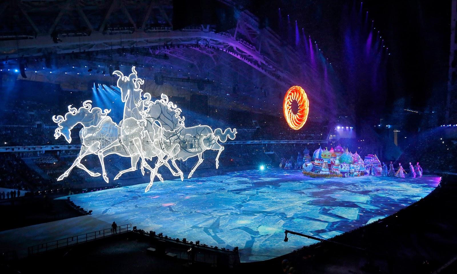Sochi Winter Olympics,Olympics 2014, Olympics Opening Ceremony