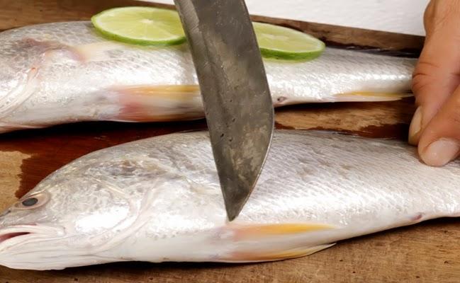 Cara Mudah Menghilangkan Bau Amis Pada Ikan