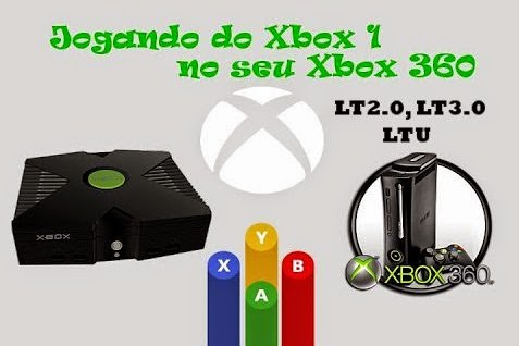 XBOX NO XBOX 360 LT