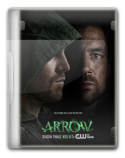 Arrow 2ª Temporada Completa   AVI Dual Áudio + RMVB Dublado