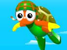Paraşütcü Kaplumbağa Oyunu