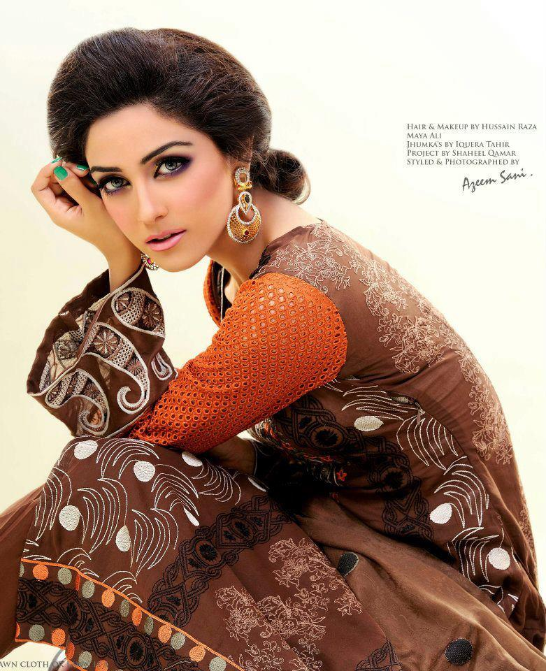 Latest Images of Maya Ali
