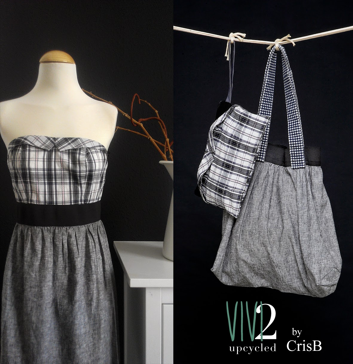 upcycling, bolsos reciclados, bolsos, slow fashion, handmade, moda sostenible