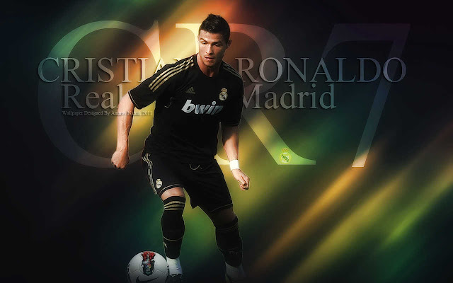 Cristiano Ronaldo Real Madrid 2011 2012 Wallpaper
