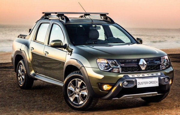 Renault Duster Car Segment Oroch Ready Enliven double cabin pickup