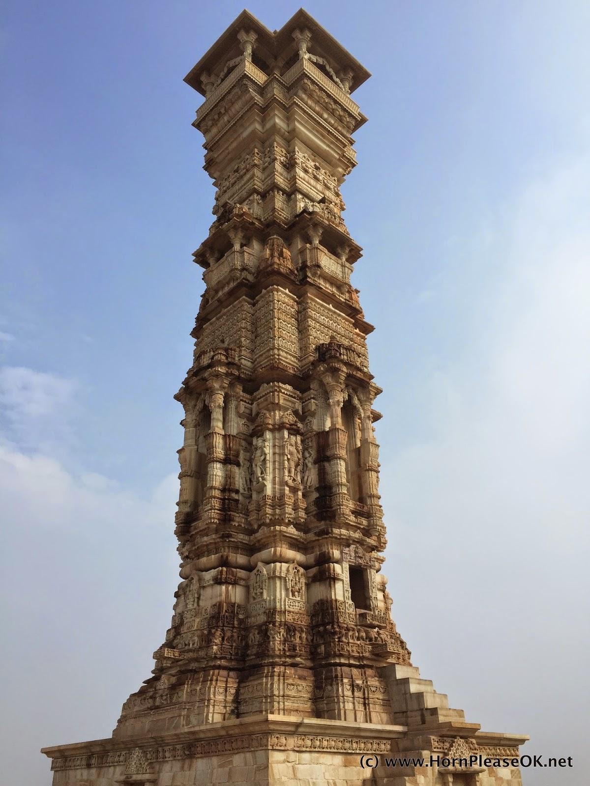 Kirti Stambh, Chittorgarh Fort