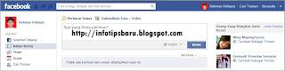 Cara Membuat Facebook / FB Baru + Gambar 12