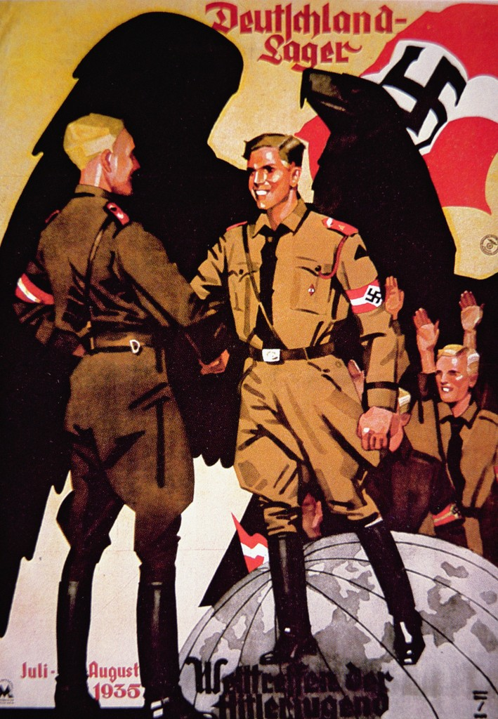 an analysis of the nazi party on the topic of world war two Nazi propaganda during world war ii during world war ii, covering such topics as the antisemitic analysis of nazi radio transmissions.