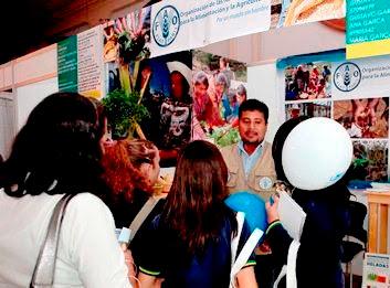 Todo un exito la primera Feria de Soluciones Nutricionales 2012