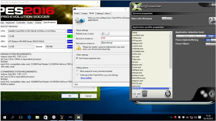 Cara setting NVIDIA/AMD HIGH agar NO LAG
