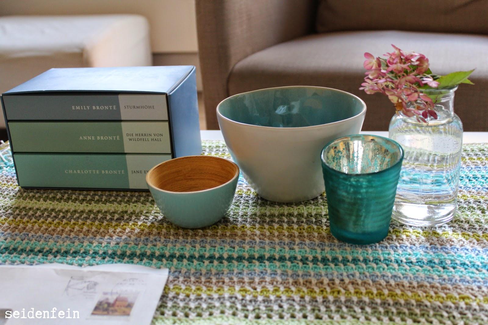 seidenfeins blog vom sch nen landleben statt stola ein tischl ufer diy fail crochet a. Black Bedroom Furniture Sets. Home Design Ideas
