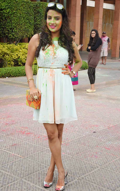 Jyoti Seth Holi Celebrations at Novotel 5.jpg